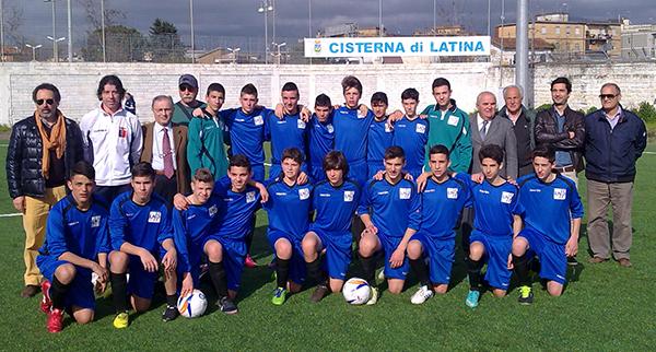 I Giovanissimi Provinciali fascia B di Latina