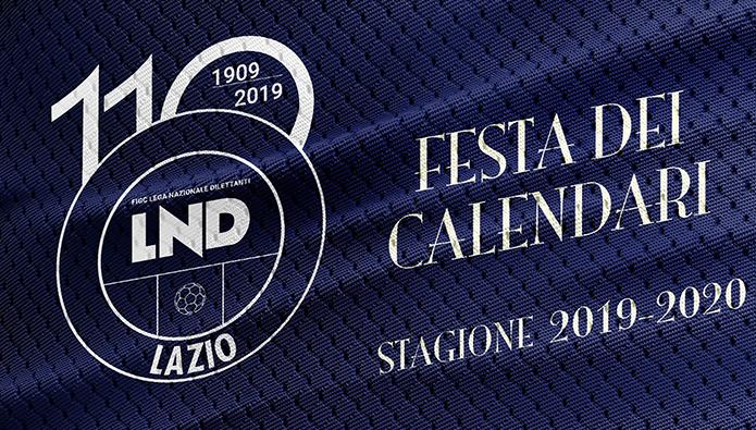 Calendario Eccellenza.Eccellenza E Promozione Ecco Il Calendario Completo Lnd Lazio