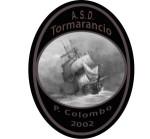 Il logo della società A.S.D. Tormarancio P.Cololmbo