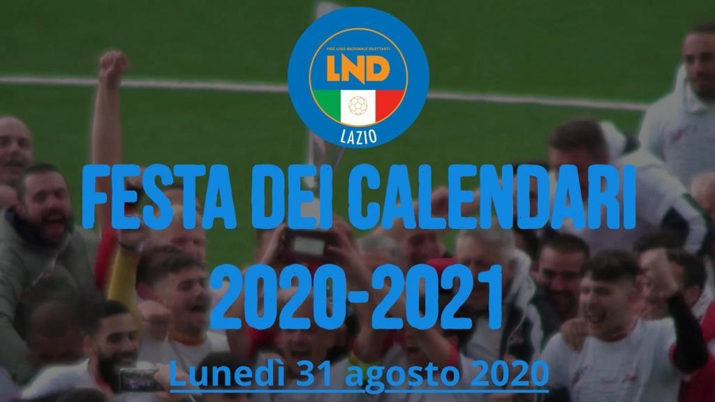 Festa dei Calendari, ecco l'Eccellenza e la Promozione – LND Lazio